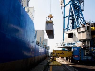 Grazie ai servizi di raccomandatario marittimo, armatore e terminal operator